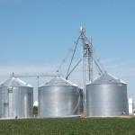 grain bin facility construction in MN